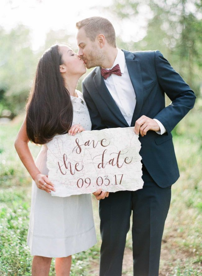 Affordable + beautiful travel themed wedding ideas