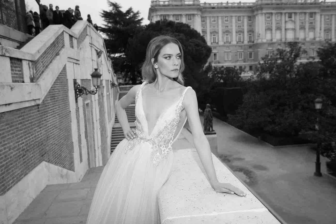 Couture Wedding Gowns: Romantic, Elegant Couture Wedding Dresses {Yaki Ravid}