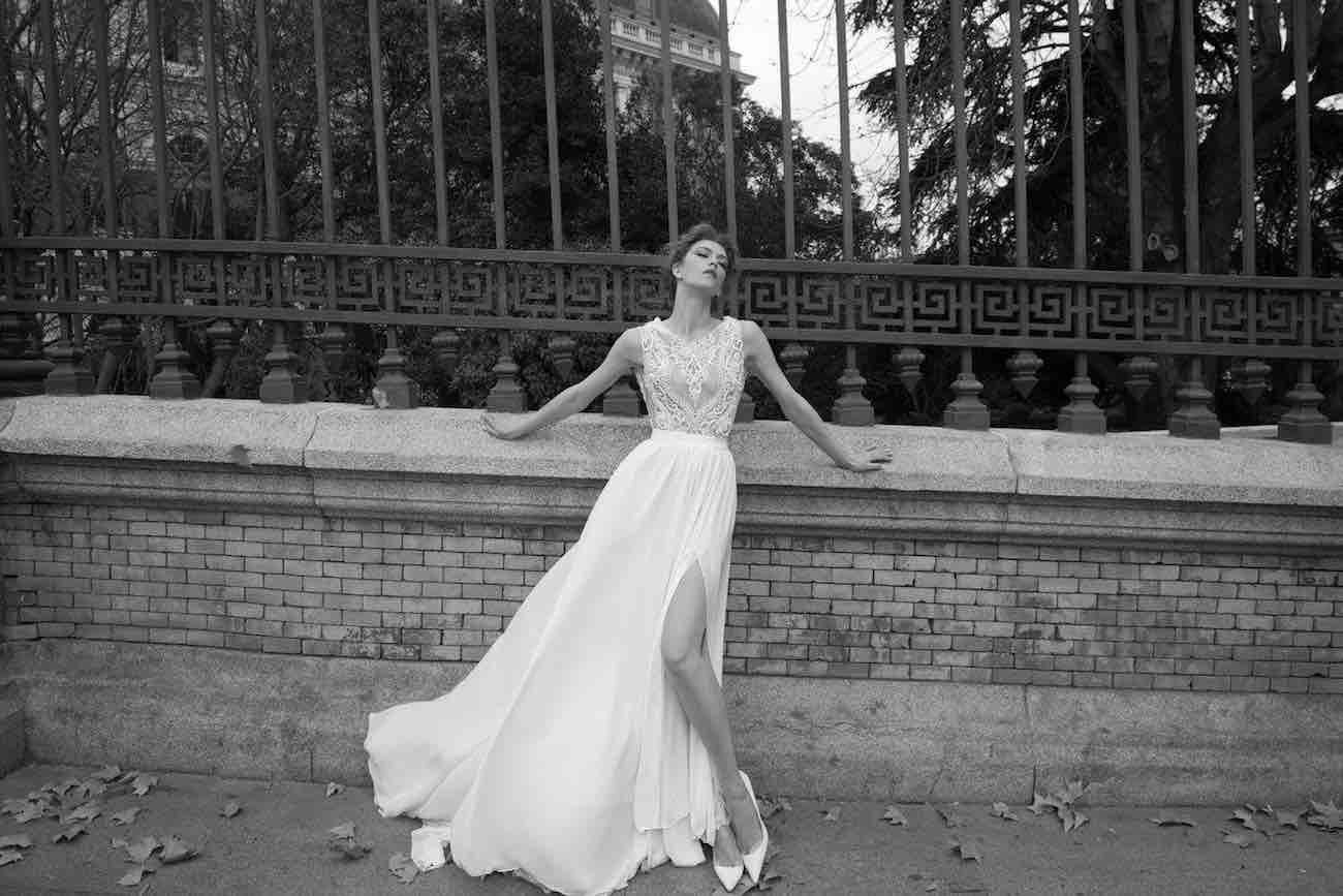Couture Wedding Gowns: Romantic, Elegant Couture Wedding Dresses {Yaki Ravid}